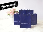 Win 1 of 3 Sets of Maybelline Products from Maybelline