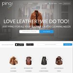 20% Cashback on Leather & Suede Cleaning at Piing