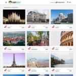 SWISS Air Sale - Return Airfares from $840 to Paris, Milan, Zurich, Venice, Prague, Amsterdam, Rome, Barcelona + More