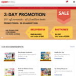 20% off All Books Storewide - OpenTrolley Bookstore