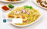 Fried Hokkien Noodle / Kway Teow with Carrot Cake for $6.79 (U.P. $9.50) at OLD HUP KEE via Fave