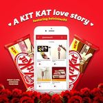 Purchase 3 Packs of Kit Kat Duo and Receive a Free Rose on Valentine's Day (Selected Locations)