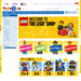 """20% off All LEGO at Toys """"R"""" Us for Chinese New Year (Online Only)"""