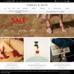 $10 off ($100 Min Spend) at Charles & Keith [DBS/POSB Cards]