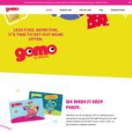 20GB, 200 Mins, 200 SMS + Bonus 500 Mins+20GB (1st Month) for $20 at GOMO Mobile
