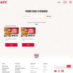 1 for 1 Popcorn Chicken at KFC (Online, DBS/POSB Cards)