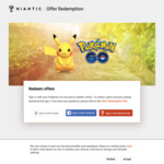Pokemon Go: Free 10 Pokeballs and 5 Raspberries