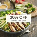 20% off All Meats, Fresh Fruits and Vegetables at Portopantry.com