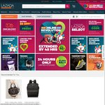 Lazada - $8 off (Minimum $50 Spend)
