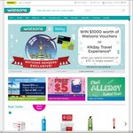 Watsons Cyber Monday Offers: Free Delivery with $50+ Spend and Free $10 Watsons eVoucher with $100+ Spend on POSB Everyday Cards