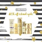 40% off All Bio-Essence Bird's Nest + Peptides Products Island-Wide at All Stores e.g. Cleanser $6.50
