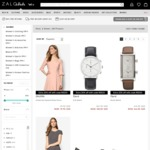 Extra 20% off Selected Styles at Zalora ($80 Minimum Spend)
