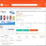 Pepsi/Mug Rootbeer (24pk) + Revive/Mirinda Strawberry/Lipton Ice Tea (24pk) for $12.90 Delivered from The Liquor Shop via Shopee