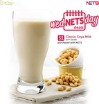 Mr Bean's Classic Soya Milk $1 (U.P. $1.50) When You Pay with NETS or NETSFLASHPAY Today Only