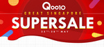 Qoo10 Coupon - $10 off When You Spend $50