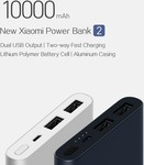 Xiaomi Power Bank 2 - 10000mAh for $16.99 (or $9.99 for New Customers) Delivered from robin90899 via Shopee