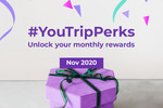 11% Cashback at Taobao, 10% Cashback on Digital Games or 1.5% Cashback on All Spend with YouTrip (Spend $300/Make 20 Purchases)