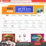$11 Bonus Cashback from ShopBack with $11+ Spend on First Order