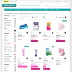 20% off Storewide When You Spend over $38 at Watsons (Members Only)
