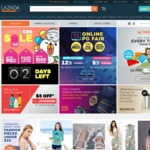 $100 off at Lazada ($700 Minimum Spend) [6th to 8th June, Great Singapore Sale]