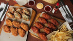 50% off Chicken Wings from Selected Restaurants Every Wednesday in January via Deliveroo