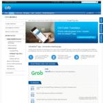 $5 off Grab Rides (Citibank Cards) [Citi Mobile App]