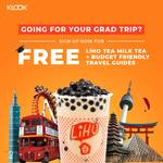 Free Cup of LiHo Milk Tea from Klook (School/University Graduates)