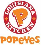 2pc Chicken, 4 Tenders and 2 Regular Drinks for $8.90 (U.P. $20) at Popeyes [Saturday 14th March]