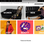 Extra 5% off Sitewide at Zalora
