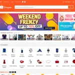 $10 off ($20 Minimum Spend, New Customers) or $5 off ($25 Minimum Spend, Existing Customers) at Shopee [UOB Cards]