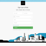 30% Off On First 3 Uber Rides