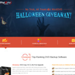 Download WinX DVD Copy Pro for Free in PC, Halloween Giveaway till Nov, 3rd