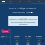 FREE VPS for 1 Month - Hosted in Singapore - No lock-in contracts  @ OVH.sg