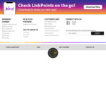 Earn additional 1500 LinkPoints at Plus stores