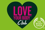 $10 Welcome Voucher ($30 Min Spend) When You Sign Up to The Body Shops' Love Your Body Club [App Required]