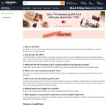 Bonus $15 Gift Card When You Spend $150 at Amazon SG [Mastercard]