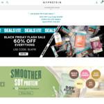 60% off Sitewide at Myprotein