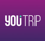 10% Cashback on Offline F&B Dining* (Max $10), 5% Cashback on Taobao (Max $10) or 1.5% Cashback on All Spend (Max $8) at Youtrip