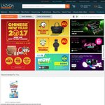 12% Off at Lazada (Capped at $18) for Citibank Card Holders (500 Customers Daily)
