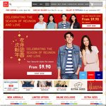 $18 off Sitewide ($100 Min Spend) at UNIQLO