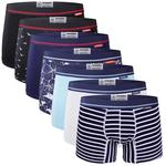 50% off 7x Luxe Boxer Brief Pack - $85 (Was $169.95) + Free Shipping @ Mosmann Australia Underwear