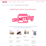 $3 off at Miniso ($20 Minimum Spend) [NETS/NETS FlashPay Payments]