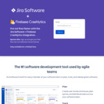 Free Five-User Jira Software Cloud License @ Atlassian