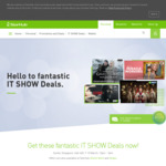 Free 1 year Starhub 50GB with Worry-Free Data Add-on(Was $20) when you sign up for a 2 year plan with Starhub