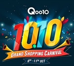 Qoo10 Coupon - $6 off When You Spend $40