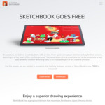 Autodesk Sketchbook Free (Was ~$120 SGD/Yr) for All Platforms