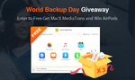 MacX MediaTrans Giveaway for World Backup Day (Save $59.95)