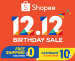 $5 off ($40 Min Spend) or $8 off ($60 Min Spend) on Global Deals at Shopee