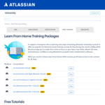 Free Jira & Confluence Learn from Home Training Packages (Normally $300-$400 USD Each) @ Atlassian