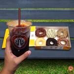 Bonus Donut with Any Due or Tre Sized Beverage at J.CO Donuts & Coffee (Tampines One)